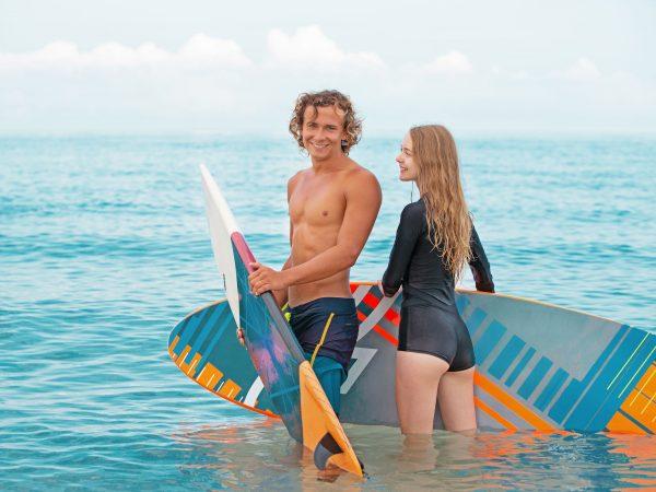 surfers koppelen