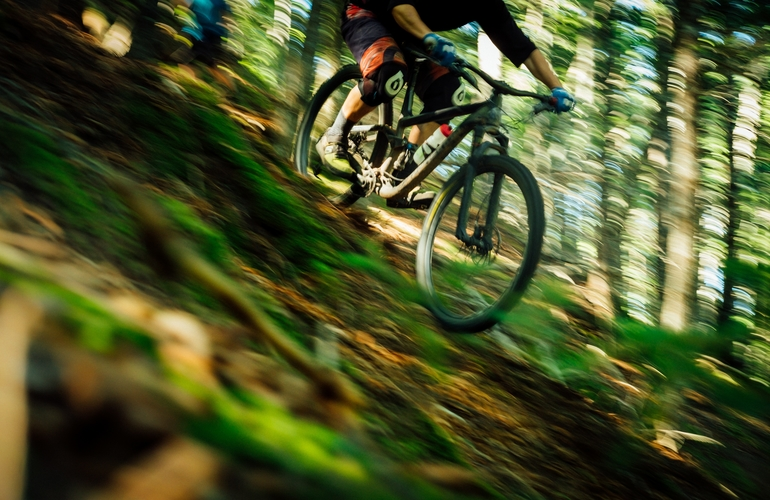 Fully-Mountain-Bike