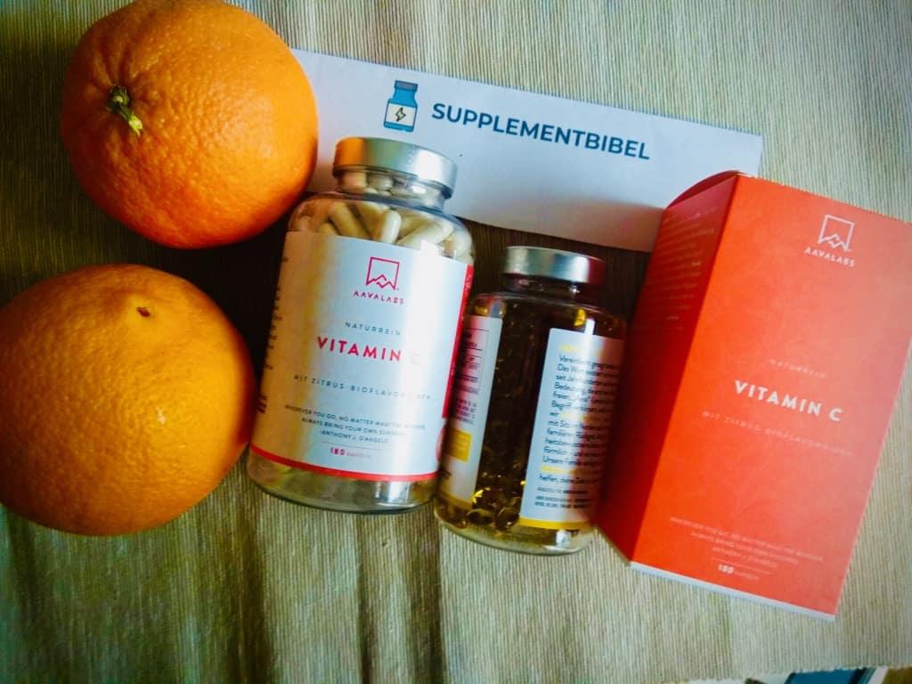 Vitamine C: Wat zijn de beste producten van (09/21)?