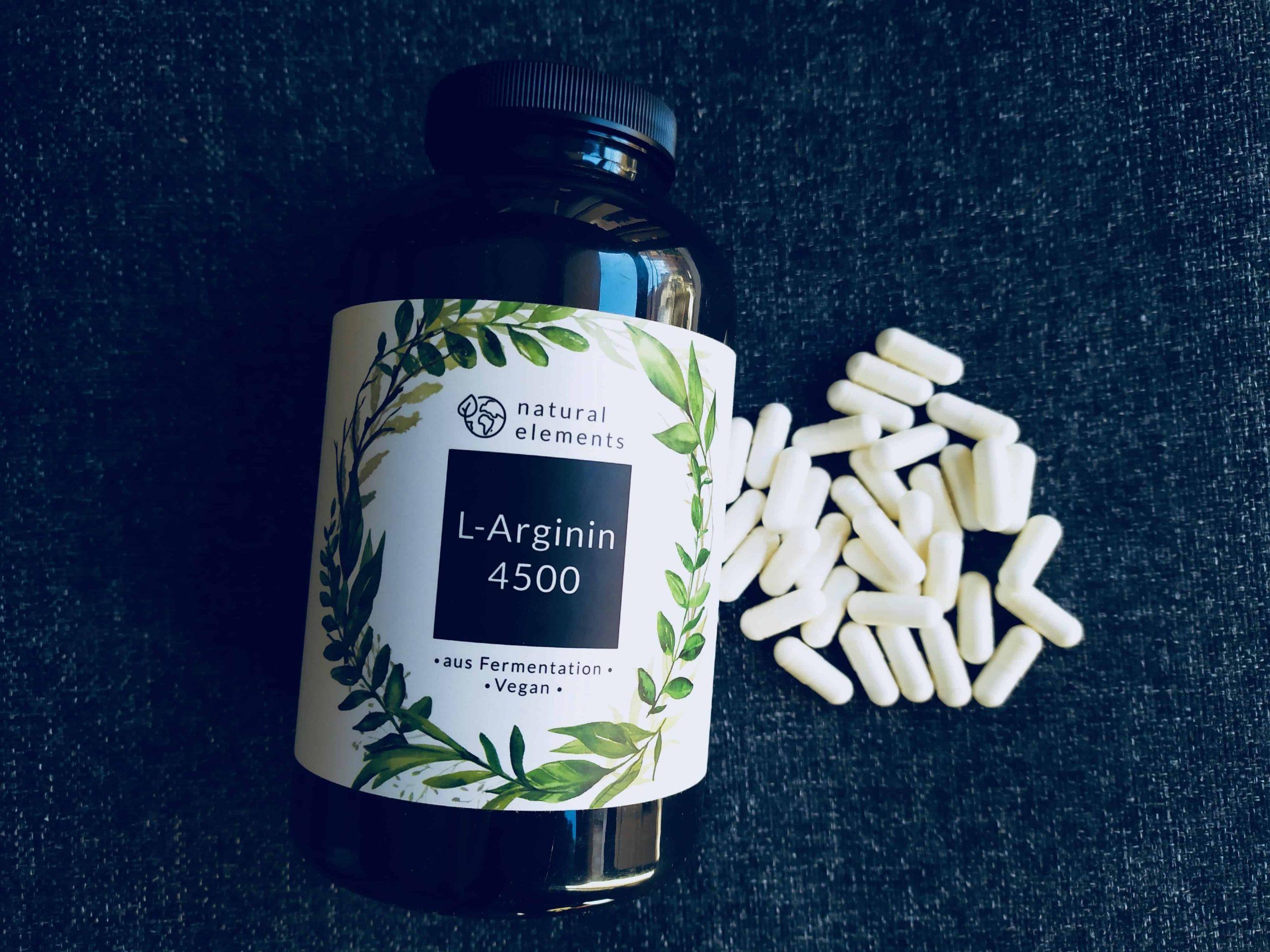 L-Arginine: Wat zijn de beste producten van (09/21)?