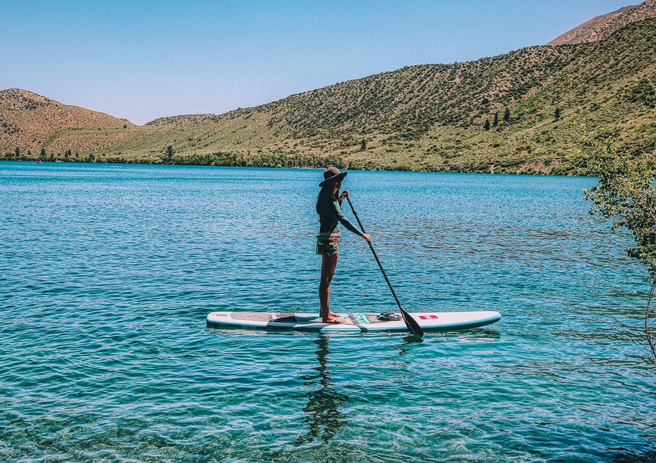 Stand Up Paddling: De trendsport voor op het water