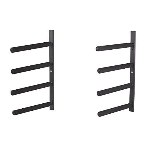 Northcore en watersportaccessoires - Quad Surfboard Rack - Rack voor opslag of opslag voor 4 boards