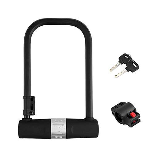 U-sloten Fiets U-Lock Riem Kabel Zwaar Duty Fiets U-Lock Belt Montagebeugel voor Racefiets Mountainbike fietsslot