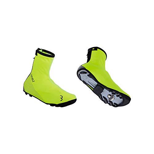 BBB Cycling Unisex's Schoenhoezen WaterFlex 3.0, Neon Geel, 43/44