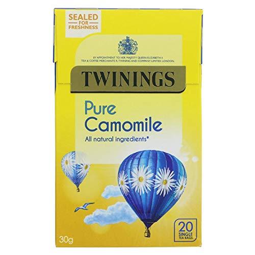 Twinings Thee 4 verpakkingen van 20 (Camomile)