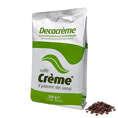 Caffè Crème Brand - Italiaanse cafeïnevrije koffiebonen