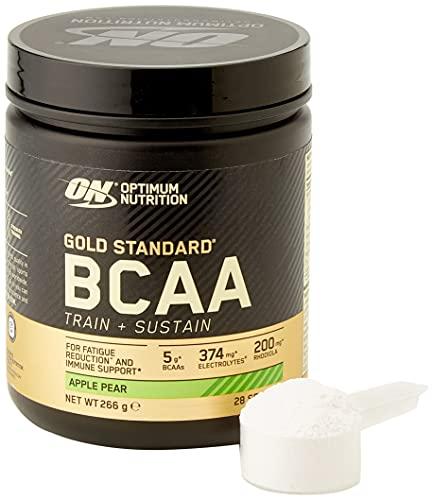 Optimum Nutrition Gold Standard BCAA Train + Sustain, Apple Pear