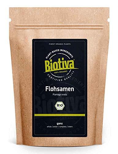 Flohsamen (Bio), 1kg