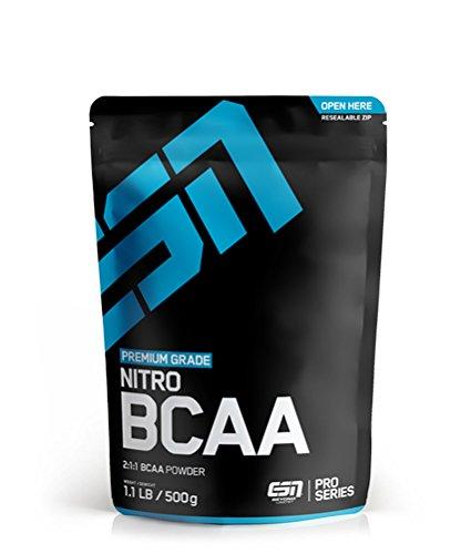 Esn Nitro BCAA Powder, Lemon Ice-Tea, 500g