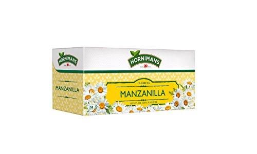 Hornimans, Manzanilla, Kamillethee, 25 zakjes