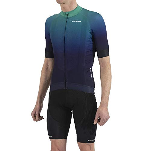 NHGFP QPM Team Fietsshirt Heren Suumer Fietsshirt Bib Broek Triathlon Bike Wielerkleding Heren Sets Zomer Mens Outdoor Fietskleding (kleur: Set 04, Maat : XL)
