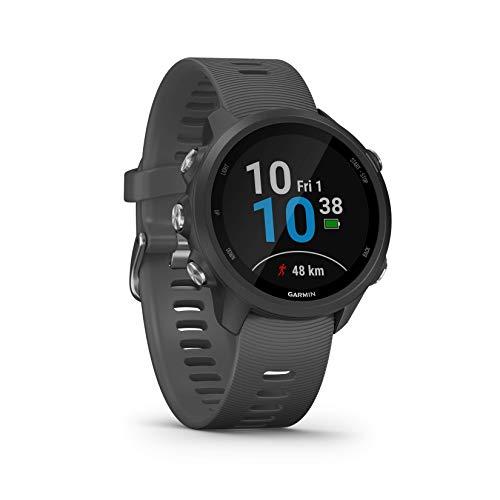 Garmin Forerunner 245 - GPS-hardloophorloge met individuele trainingsplannen, speciale loopfuncties en gedetailleerde trainingsanalyse. 1,2