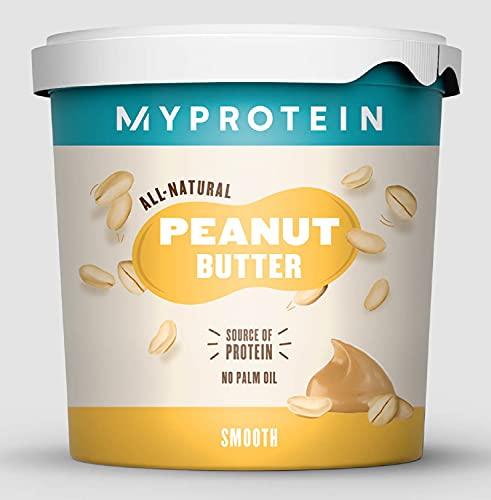 Myprotein Peanutboter Smooth 1 kg
