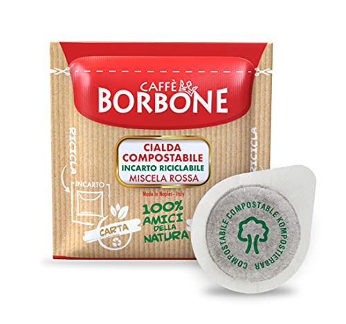 Borbone ROSSA espresso pads / Cialde 150 st.