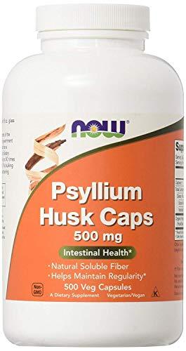 Now Foods, Psyllium Husk 500mg, 500 Caps