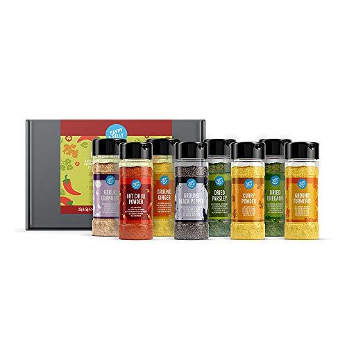 Amazon Brand - Happy Belly - essentiële kruiden en specerijen