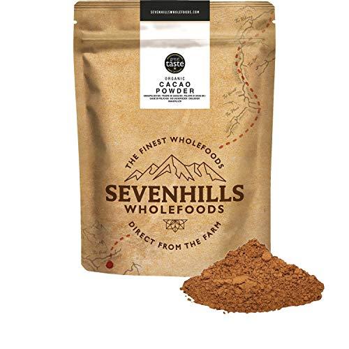 Sevenhills Wholefoods Bio Cacaopoeder 1kg