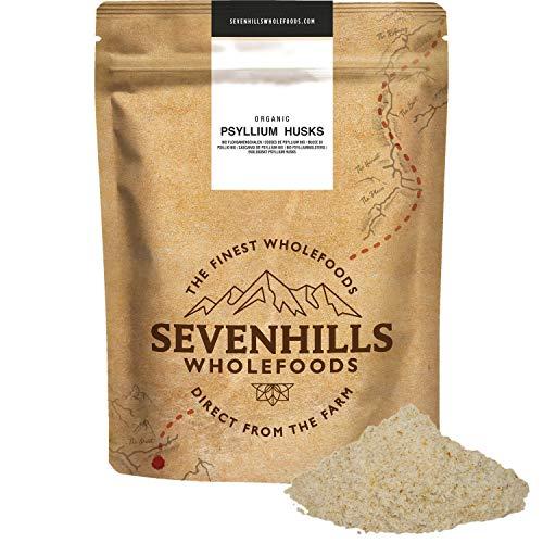 Sevenhills Wholefoods Bio Ruw Psylliumbolsterpoeder 1kg