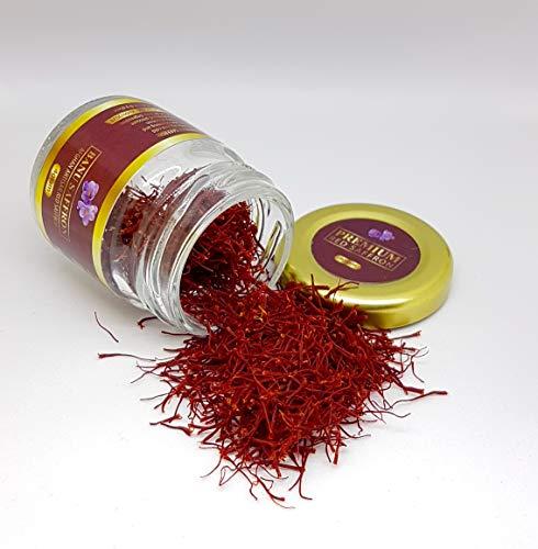 Premium Biologisch Rode Saffraan - Klasse 1 - 100% Puur Rode Biologisch Saffraan (1.00)