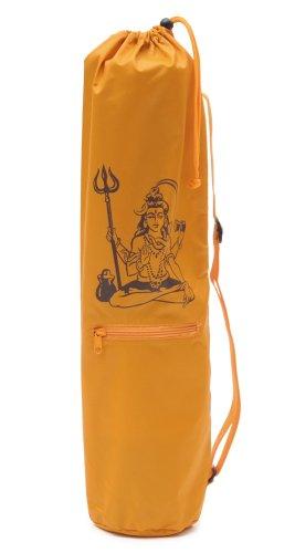 Yogistar Yogatas Basic Shiva - Nylon - 65 cm - Safraan