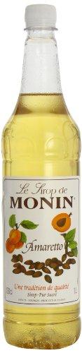 Monin Amaretto Syrup 1 Litre