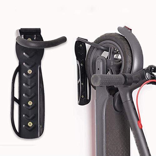 Linghuang Fietswandhouder voor Xiaomi M365 / M365 Pro/Ninebot ES1 ES2 accessoires voor elektrische scooter max. belasting 30 kg