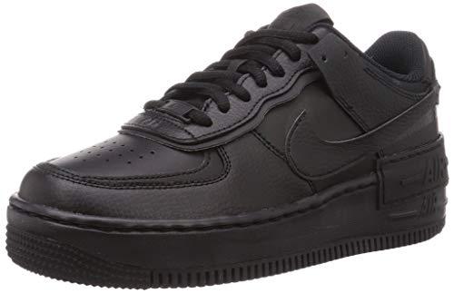 Nike W Af1 Shadow Basketbalschoenen voor dames, zwart, 42 EU