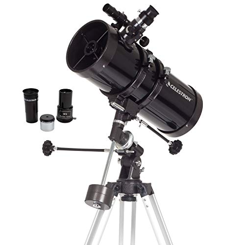 Celestron PowerSeeker 127EQ Reflector telescoop, zwart