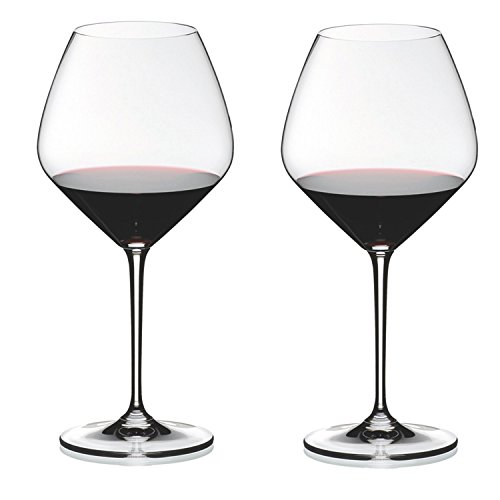 RIEDEL Heart to Heart Pinot Noir glazenset, 2 stuks