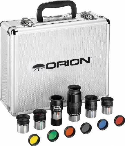 ORION 08890 1,25 Premium telescoop accessoirekit (zilver)